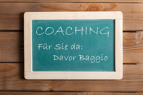 Ein Coaching ist eine persoenliche und subtile Begleitung