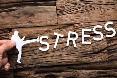 Sofortige Hilfe bei akutem Stress